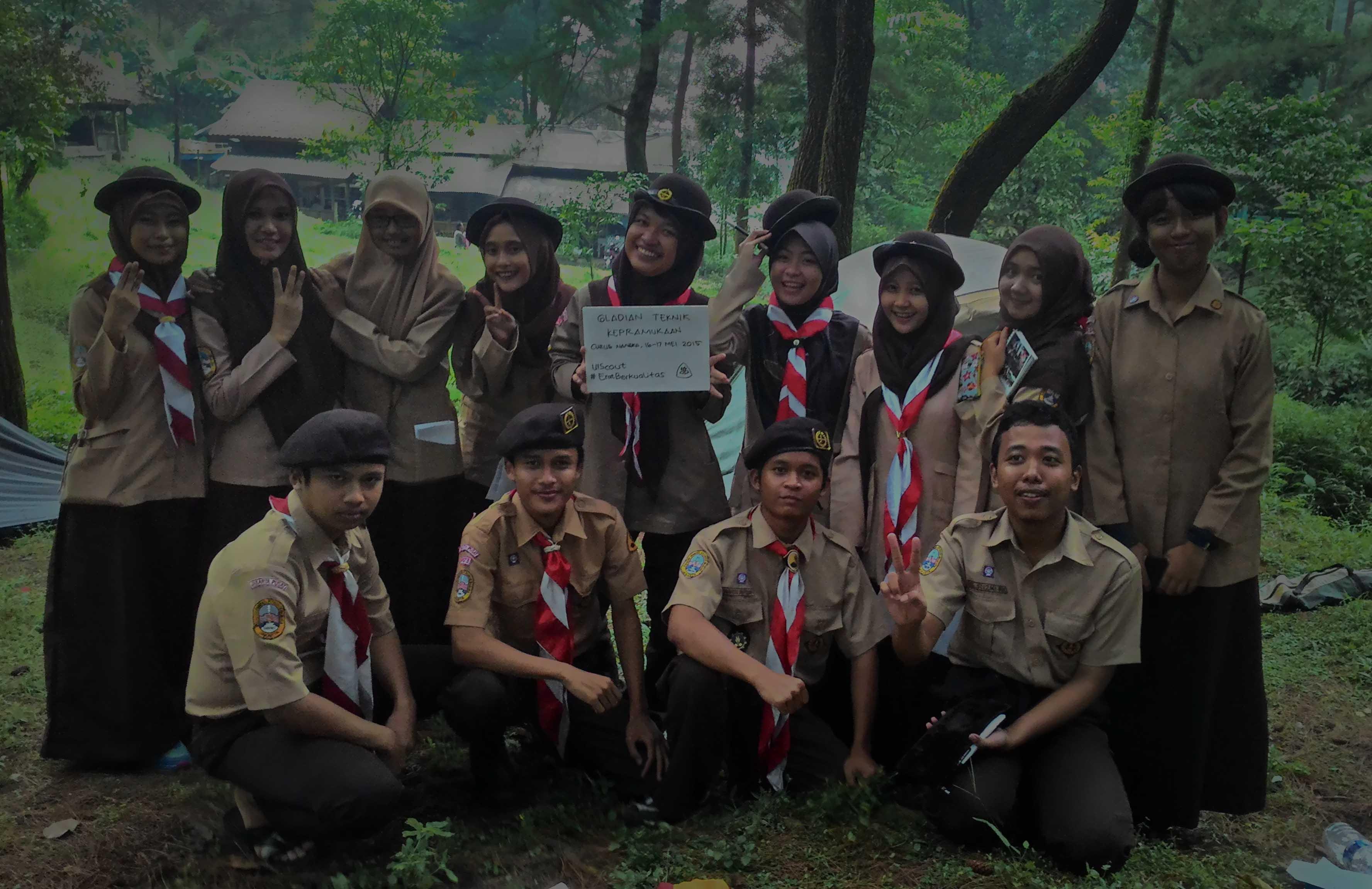 Pramuka Universitas Indonesia
